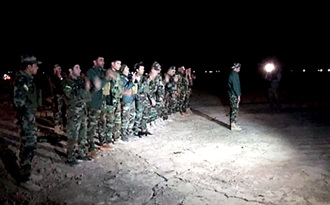 Fotoğraflarla Peşmerge'nin Musul Operasyonu galerisi resim 31