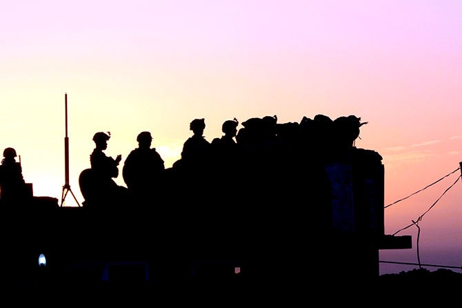 Fotoğraflarla Peşmerge'nin Musul Operasyonu galerisi resim 59