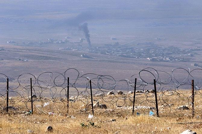Fotoğraflarla Peşmerge'nin Musul Operasyonu galerisi resim 72