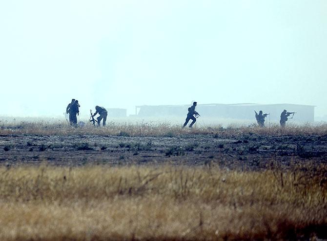 Fotoğraflarla Peşmerge'nin Musul Operasyonu galerisi resim 80