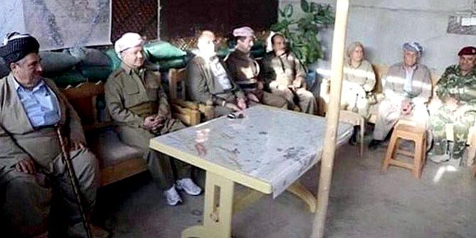 Fotoğraflarla Peşmerge'nin Musul Operasyonu galerisi resim 96