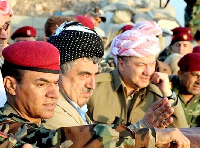 Fotoğraflarla Peşmerge'nin Musul Operasyonu galerisi resim 97