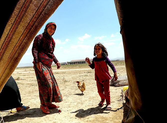 Fotoğraflarla Horasan göçerleri galerisi resim 7