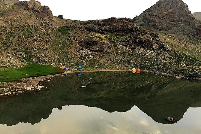 Federal Kürdistan'da doğa tutkunlarının gözdesi galerisi resim 15