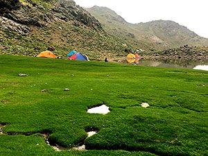 Federal Kürdistan'da doğa tutkunlarının gözdesi