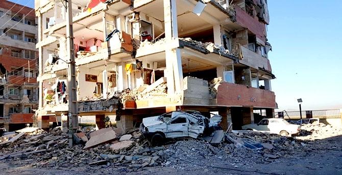 Kirmanşah'ta (Kasrı Şirin) deprem... galerisi resim 2
