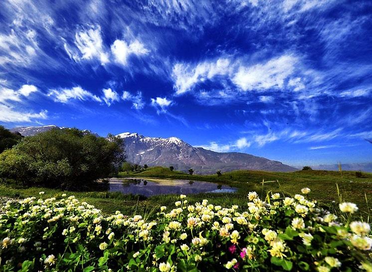 Kürdistan'ın doğa harikası: Felaw göleti galerisi resim 2