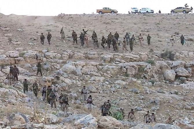 Peşmergeden IŞİD'e operasyon galerisi resim 10