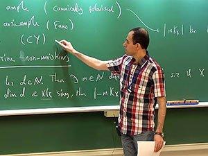 Kürdistan'ın bir köyünden en prestijli matematik ödülüne