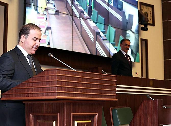 Kürdistan Parlamentosu'nun yeni üyeleri yemin etti galerisi resim 29