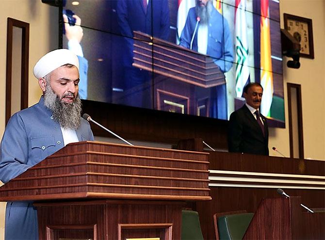 Kürdistan Parlamentosu'nun yeni üyeleri yemin etti galerisi resim 30