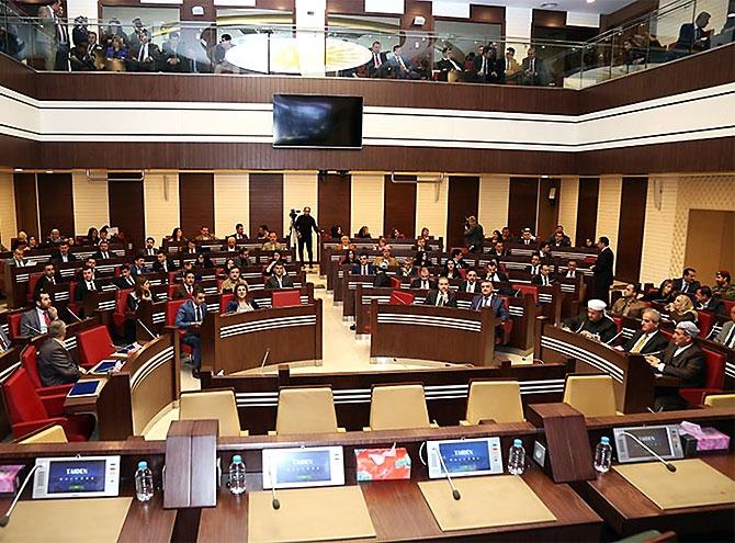 Kürdistan Parlamentosu'nun yeni üyeleri yemin etti galerisi resim 36