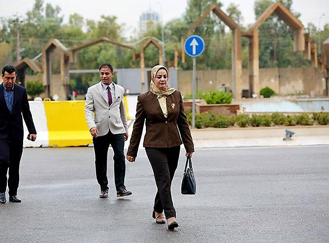 Kürdistan Parlamentosu'nun yeni üyeleri yemin etti galerisi resim 5