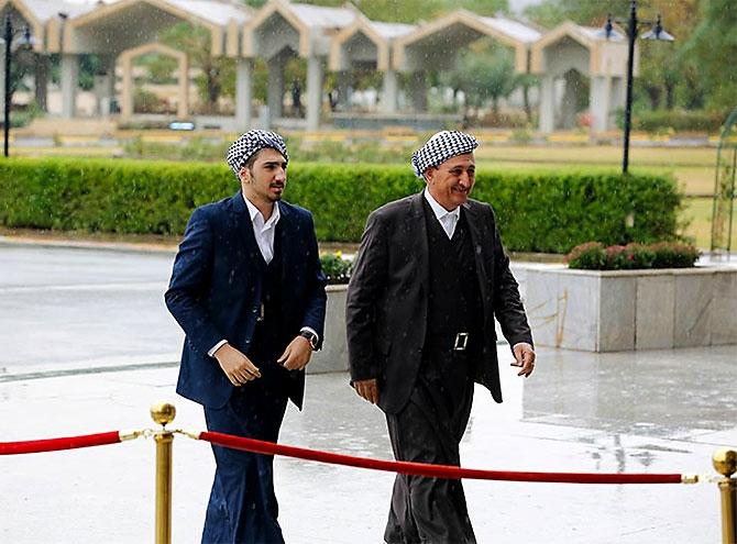 Kürdistan Parlamentosu'nun yeni üyeleri yemin etti galerisi resim 6