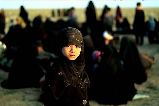 IŞİD'in son mevzisinden kaçış... galerisi resim 10
