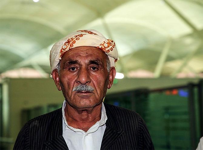 Fotoğraflarla Kürdistan'a dönen ilk hacı kafilesi galerisi resim 15