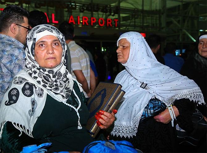 Fotoğraflarla Kürdistan'a dönen ilk hacı kafilesi galerisi resim 5