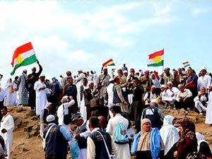 Fotoğraflarla Kürdistan'a dönen ilk hacı kafilesi