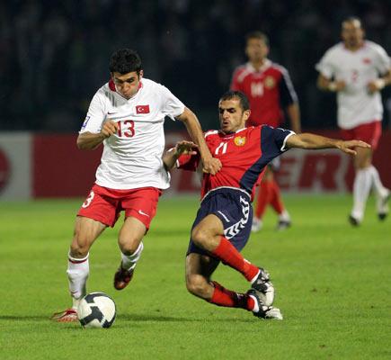Türkiye : 2 Ermenistan : 0 galerisi resim 1