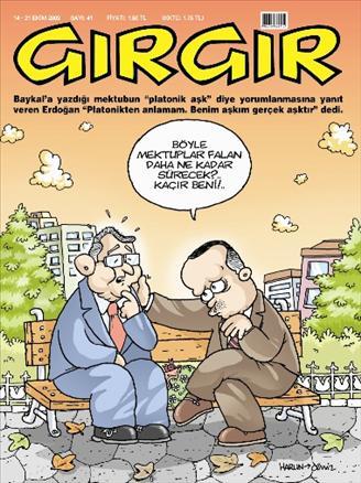 Karikatürlerle Mektuplaşma Siyaseti galerisi resim 1