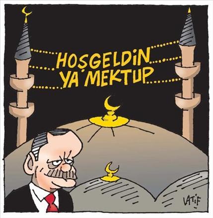 Karikatürlerle Mektuplaşma Siyaseti galerisi resim 4