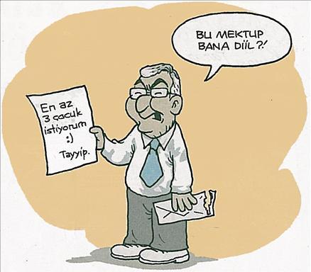 Karikatürlerle Mektuplaşma Siyaseti galerisi resim 8
