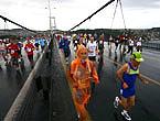 Avrasya Maratonundan renkli kareler