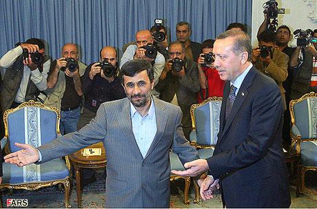 Başbakan Erdoğan'ın İran ziyareti galerisi resim 1