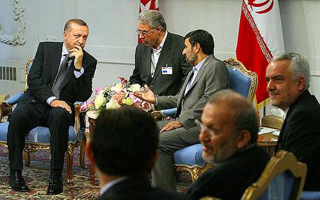 Başbakan Erdoğan'ın İran ziyareti galerisi resim 16
