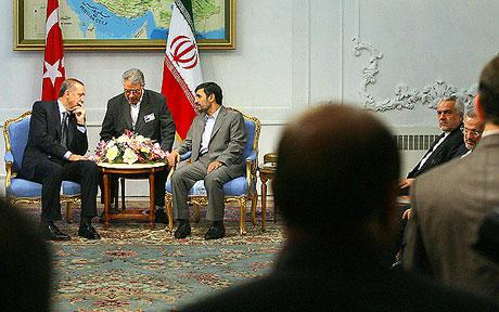 Başbakan Erdoğan'ın İran ziyareti galerisi resim 17