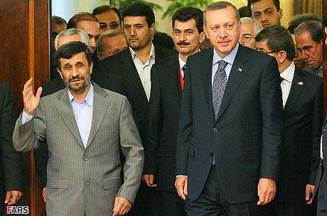 Başbakan Erdoğan'ın İran ziyareti galerisi resim 3