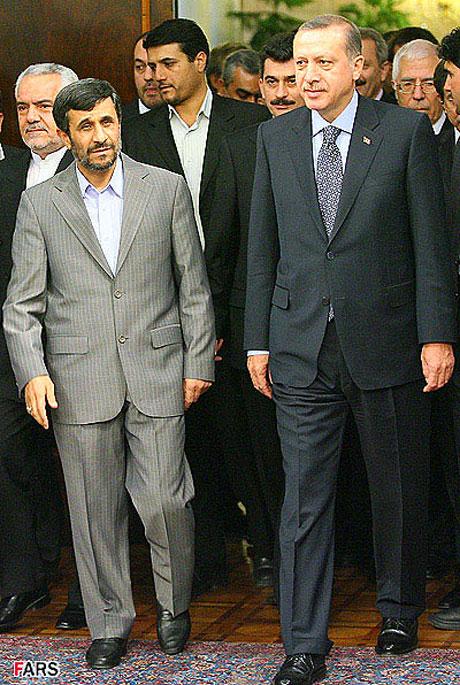 Başbakan Erdoğan'ın İran ziyareti galerisi resim 4