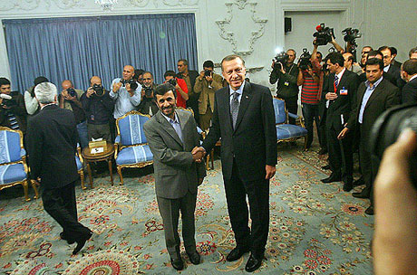 Başbakan Erdoğan'ın İran ziyareti galerisi resim 7