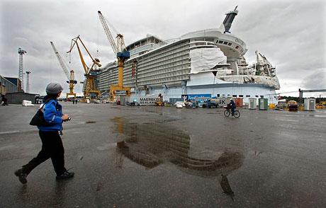 Titanik'ten 5 kat daha büyük galerisi resim 5