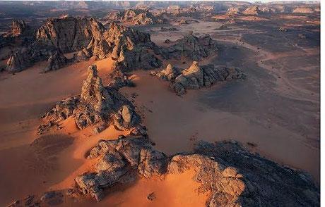 Sahra Çölü'nden muhteşem fotoğraflar galerisi resim 1