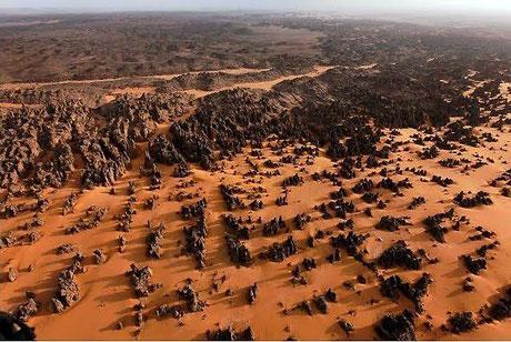 Sahra Çölü'nden muhteşem fotoğraflar galerisi resim 4