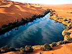 Sahra Çölü'nden muhteşem fotoğraflar