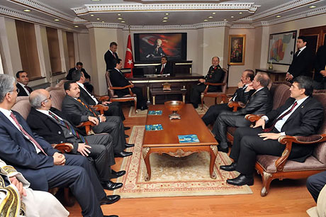 Cumhurbaşkanı Gül'e Tunceli'de Yoğun İlgi galerisi resim 23