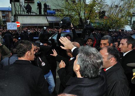 Cumhurbaşkanı Gül'e Tunceli'de Yoğun İlgi galerisi resim 27