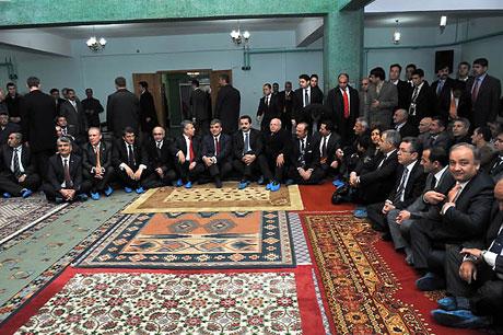 Cumhurbaşkanı Gül'e Tunceli'de Yoğun İlgi galerisi resim 34