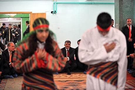 Cumhurbaşkanı Gül'e Tunceli'de Yoğun İlgi galerisi resim 36