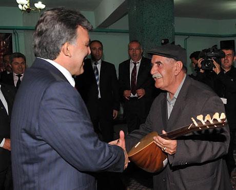 Cumhurbaşkanı Gül'e Tunceli'de Yoğun İlgi galerisi resim 38