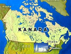 Hollanda ve Kanada'da Camiye Saldırı
