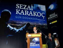 Sezai Karakoç belgeseline gala