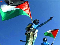 İsrail'de Utanç Duvarına Protesto