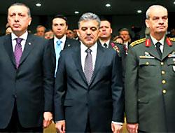 Gül, Erdoğan ve Başbuğ zirvesi yarın