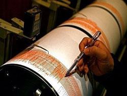 Antalya'da 4.8'lik deprem