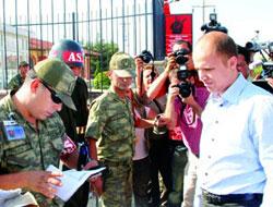 Bilal Erdoğan birliğine teslim oldu