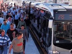 Metrobüslere komik talimatname!