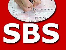 SBS için süre yarın sona eriyor